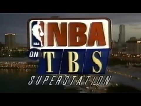 NBA on TBS Theme Song (1996-1999)