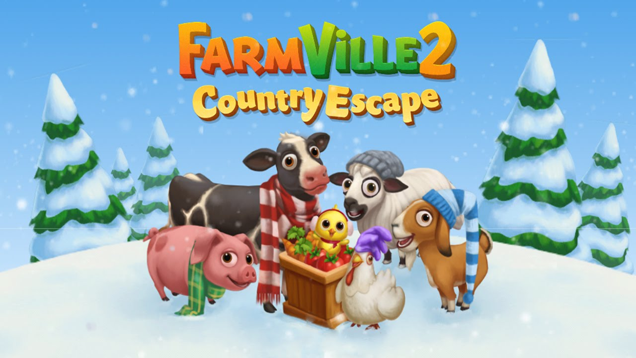 Official FarmVille 2: Country Escape (Winter Wonderland Update