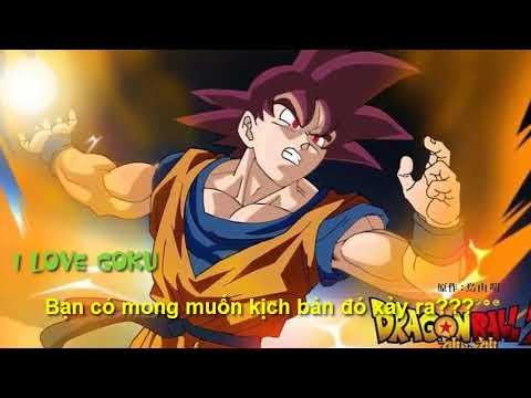 Bảy viên ngọc rồng siêu cấp tập cuối Goku trở thành thần hủy diệt