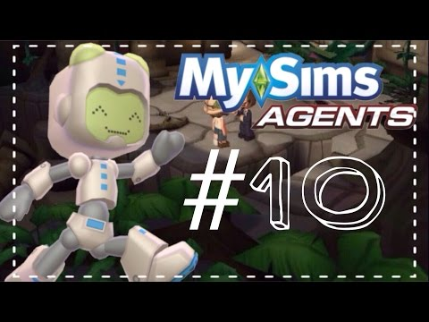 Let's Play MySims Agents - #10 Motor Theives