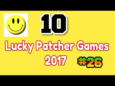 10 Lucky Patcher Android No Root Games List #26 October 2017
