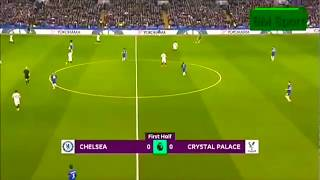 Chelsea vs Crystal Palace 2-1(HD) 10-03-18