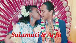 Papanass ft missvahine entrée de Alfa et Salamati
