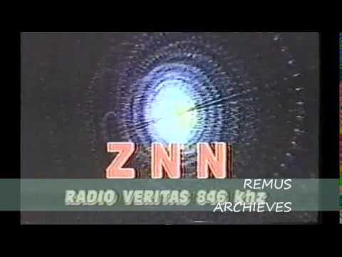 ZNN RADIO VERITAS 846 khz Radio Station ID