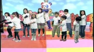 Tanu at KidZania's TV TOKYO Channel 7