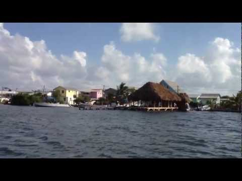 Water Taxi to Belize