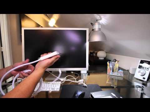 Apple Mini DisplayPort to Dual-Link DVI Adapter