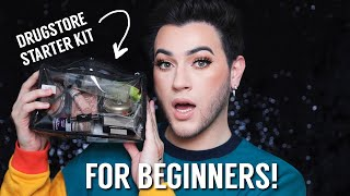 THE ULTIMATE DRUGSTORE STARTER KIT! Beginner MUST Haves! 2020