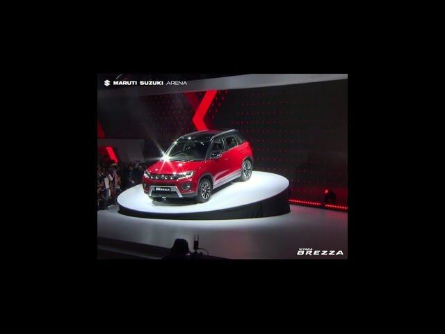 All-New Vitara Brezza | Launched at Auto Expo 2020