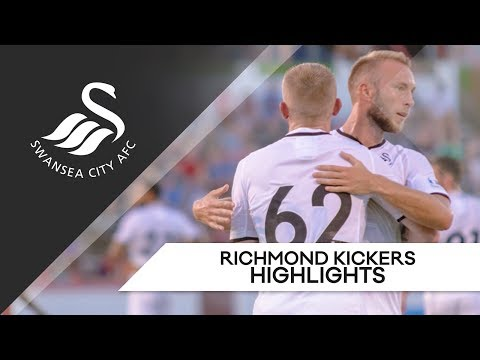 USA Tour 2017: Richmond Kickers v Swans