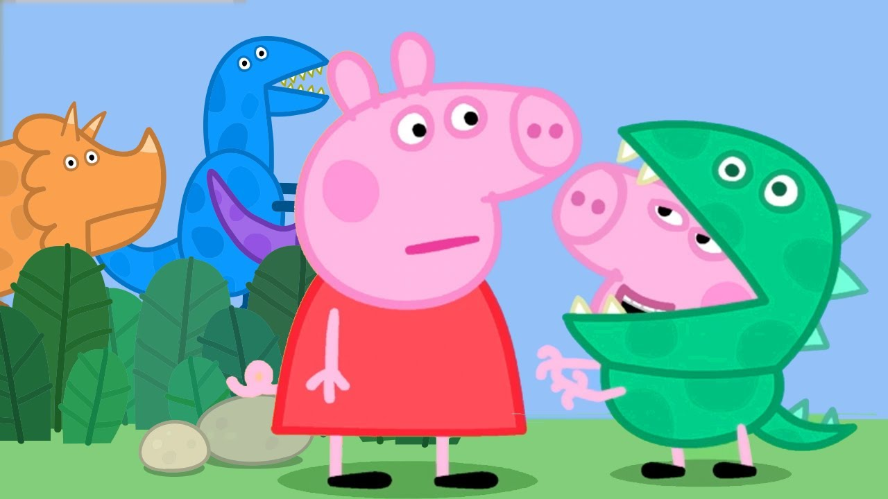 Peppa Pig Official Channel | Baby Peppa Pig - The Olden Days