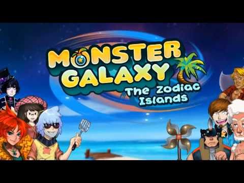 Monster Galaxy: Zodiac Islands Trailer