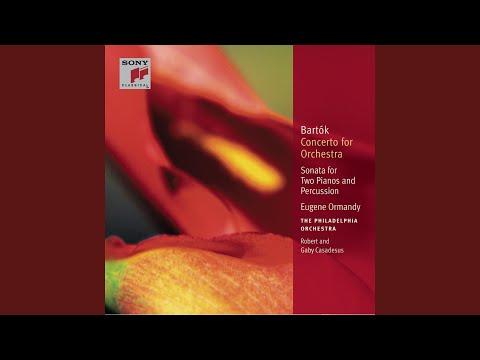 Concerto for Orchestra, Sz.116: II. Giuoco delle coppie. Allegro scherzando
