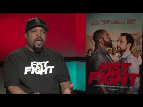 Exclusive Ice Cube Interview - Part 2 'Fist Fight'