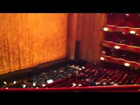 Met Opera - Interior