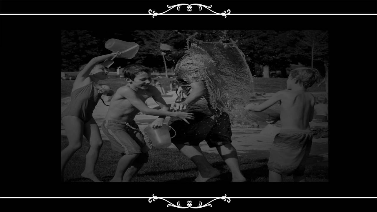 Silent Film Slideshow Sample