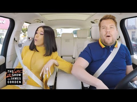 Romeo - Cardi B Carpool Karaoke Preview