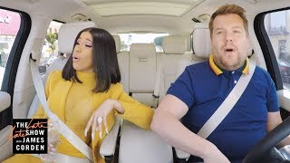 Cardi B Carpool Karaoke: Coming Monday