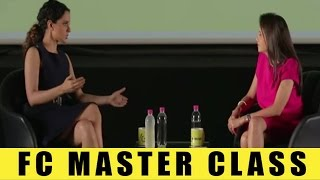 Kangana Ranaut | FC Master Class | Anupama Chopra | Film Companion