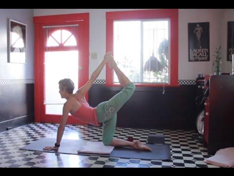 40 Minute Yoga Flow for Quads and Hip Flexors
