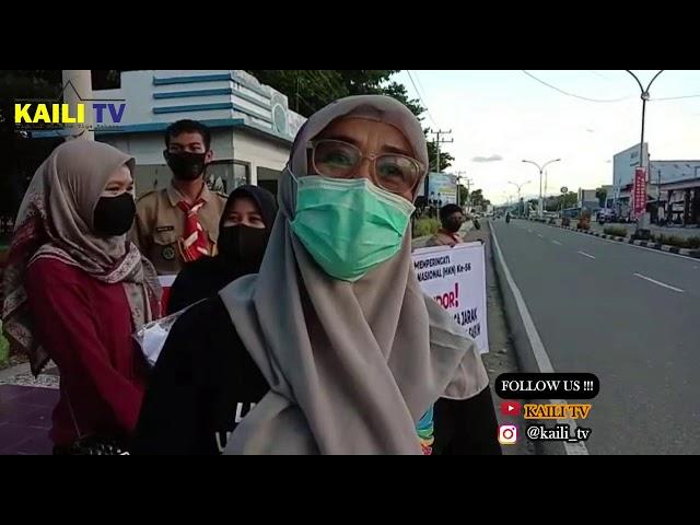 Sejumlah Pegawai Dan Staf Reaktif, BPN Morowali Ditutup Sementara