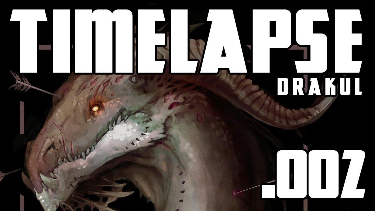 Drakul: Timelapse 002