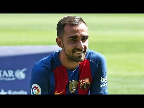 Paco Alcacer v Deportivo Alaves (Debut) (10/9/2016) (Individual Performance)