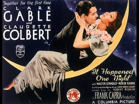 It Happened One Night -  Clark Gable - HD