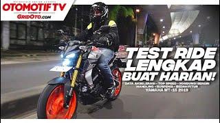 Test Lengkap Yamaha MT-15 Buat Harian | Test Ride Review l GridOto