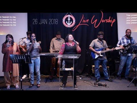 Anchorage Live Worship - 26th Jan 2018