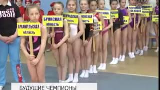 Соревнования по спортивной гимнастике на призы Светланы Хоркиной стартовали в Белгороде