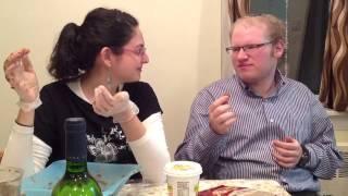 Passover Charoset Recipe  מתכון חרוסת לפסח