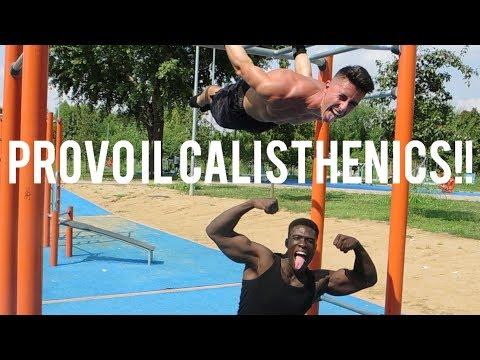 bodybuilder-prova:-calisthenics-skills