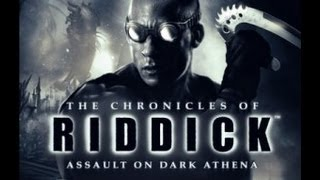 The Chronicles of Riddick - Assault on Dark Athena Gameplay PC HD