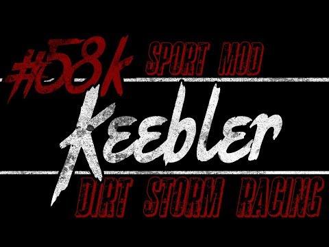 July 15, 2017 Desert Thunder Raceway Price Utah - Keebler #58k Northern Sport Mod