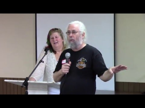 Organically Managed Beekeeping Conference, Karen Winkler featuring  Michael Bush: Part 2 of 3