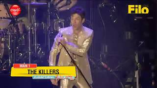The Killers-When You Were Young/Mr. Brightside @Lollapalooza Argentina 2018