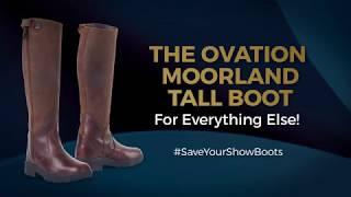 Ovation Mens Moorland II Highrider Boot