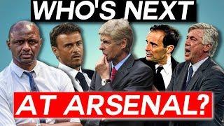 Arsene Wenger Leaving Arsenal: Who's The Next Arsenal Manager?