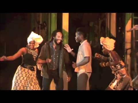 Ziggy Marley joins the cast of FELA! at The Ahmanson Theatre, 1/14
