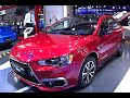 New 2016, 2017 Mitsubishi Lancer EX China autoshow, new  Mitsubishi Lancer EX 2016, 2017 model mp3 indir