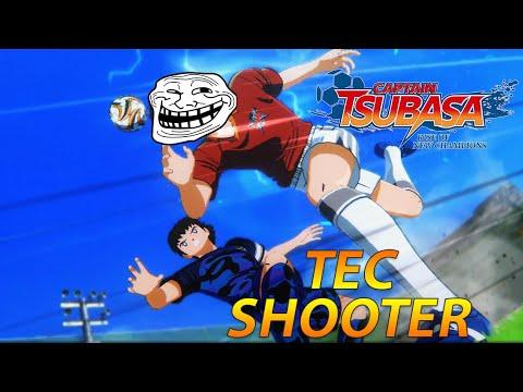 Need a TEC Shooter? | Captain Tsubasa: Rise Of New Champions | PVP Ranking |