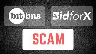 Bitbns का फर्जीवाड़ा   Bidforx Fake Website   Bitbns आप को धोखा देगा सावधान