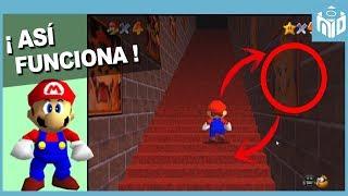 El MISTERIO de las Escaleras Infinitas de Super Mario 64 | N Deluxe
