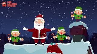 Merry Christmas & Happy New Year 2018-FunnyVideos- Santaclaus- Cartoon video- dance- Animation video