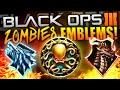 Black Ops 3 ZOMBIES - Prestiges Emblems (ALL 10)!