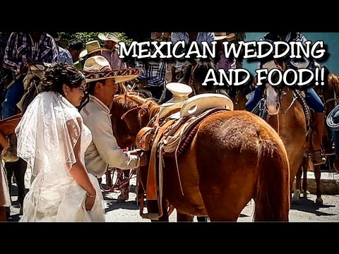 Traditional Mexican Wedding & Quinceañera Party Amazing Mexican Food