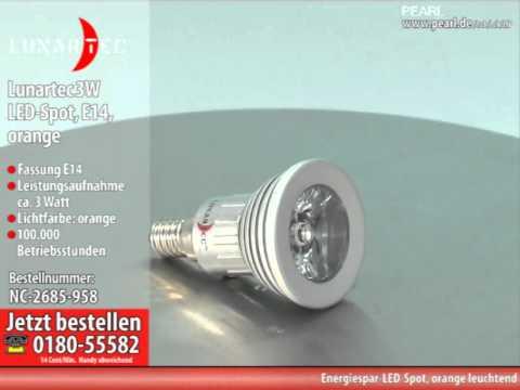 High-Power LED-Strahler, 3W