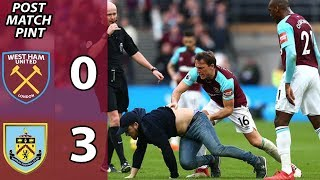 "West Ham 0-3 Burnley ""We've got nothing!"" 