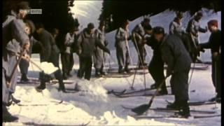Alpine Ski WM 1958 in Bad Gastein